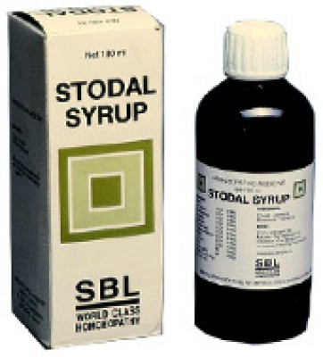 SBL-Homeopathy Stodal Syrup for Cough