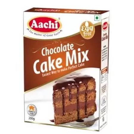 Aachi Chocolate Cake Mix
