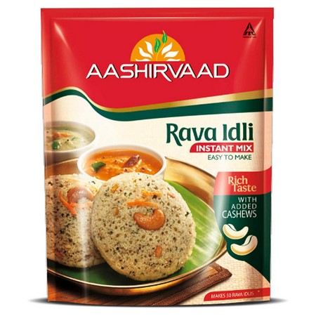 Aashirvaad Rava Idli Instant Mix