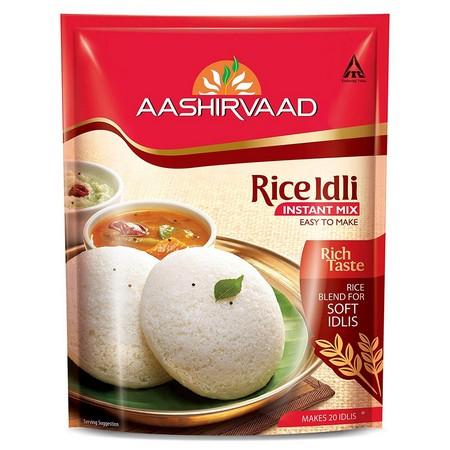 Aashirvaad Rice Idli Instant Mix
