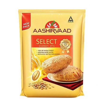 Aashirvaad Select Sharbati Atta