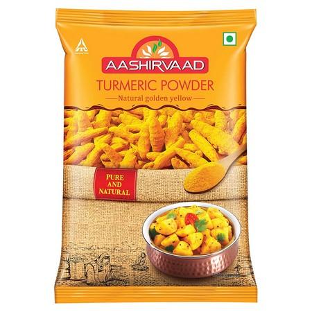 Aashirvaad Turmeric Powder