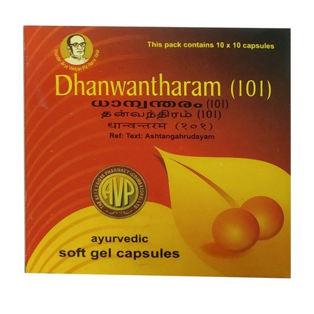 Arya Vaidya Pharmacy Dhanwantharam 101