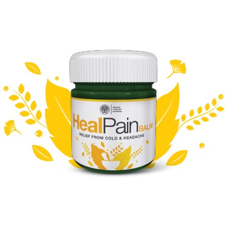 Arya Vaidya Pharmacy Healpain Balm