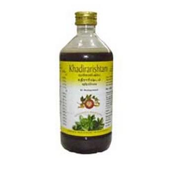 Arya Vaidya Pharmacy Khadirarishtam