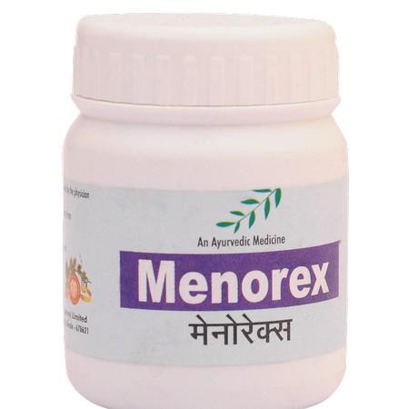 Arya Vaidya Pharmacy Menorex Capsules