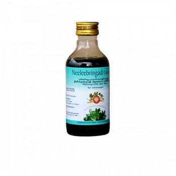 Arya Vaidya Pharmacy Neelibringhadi Coconut Oil