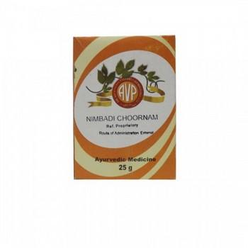 Arya Vaidya Pharmacy Nimbadi Choornam