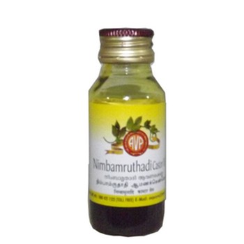 Arya Vaidya Pharmacy Nimbamrithadi Castor Oil