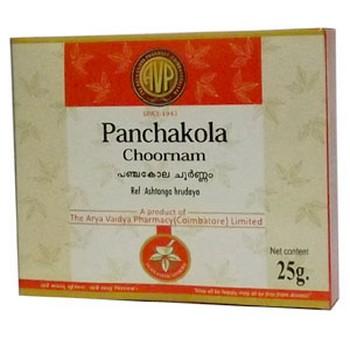 Arya Vaidya Pharmacy Panchakola Choornam