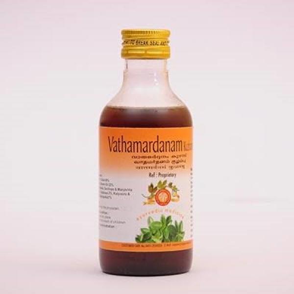 Arya Vaidya Pharmacy Vathamardhanam Kuzhambu