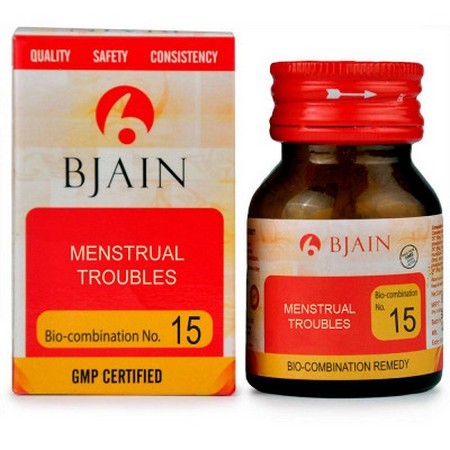 B Jain Bio Combination No 15