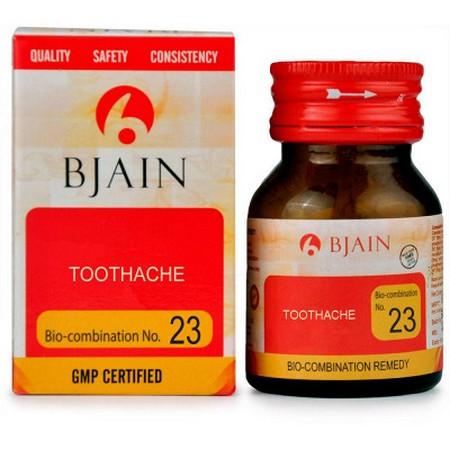 B Jain Bio Combination No 23