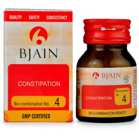B Jain Bio Combination No 4