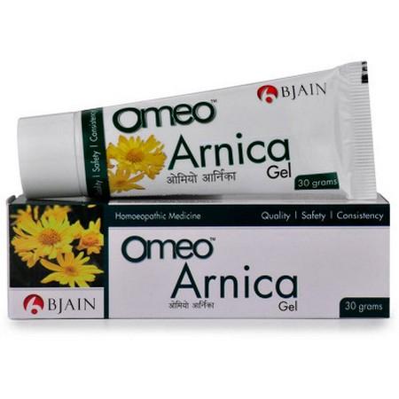 B Jain Omeo Arnica Gel