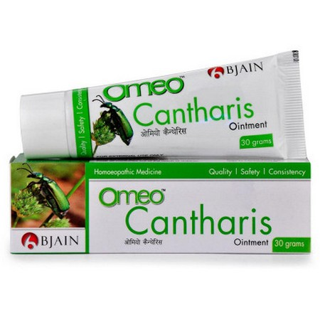 B Jain Omeo Cantharis Ointment