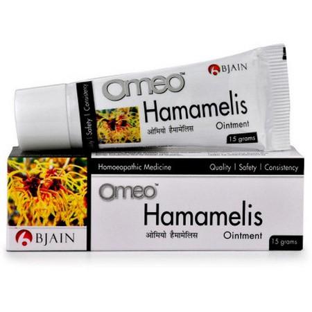 B Jain Omeo Hamamelis Ointment