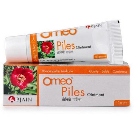 B Jain Omeo Piles Ointment
