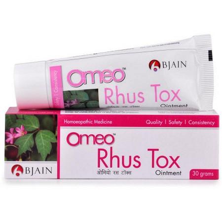 B Jain Omeo Rhus Tox Ointment