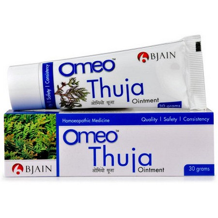 B Jain Omeo Thuja Ointment