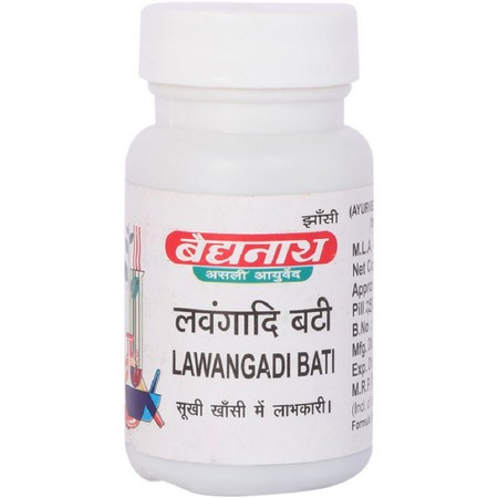 Baidyanath Lavangadi Vati