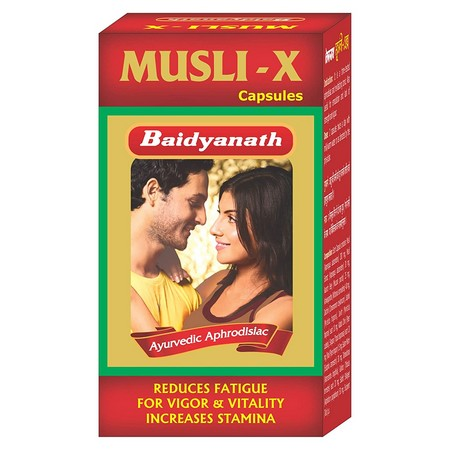 Baidyanath Musli-X Capsule