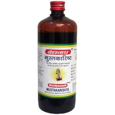 Baidyanath Mustakarishta