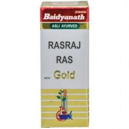Baidyanath Rasraj Ras Tablets
