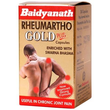 Baidyanath Rheumartho Gold Plus