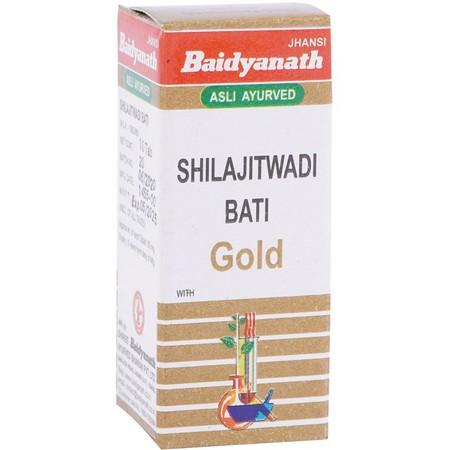 Baidyanath Shilajitwadi Vati Swarna Yukta