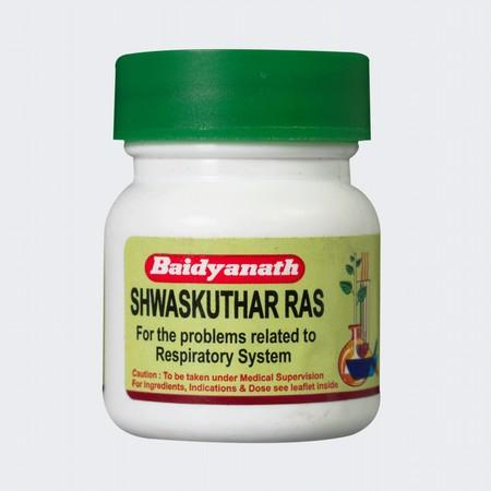 Baidyanath Shwas Kuthar Ras