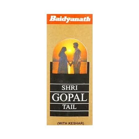 Baidyanath Sri Gopal Taila Keshar Yukta Oil