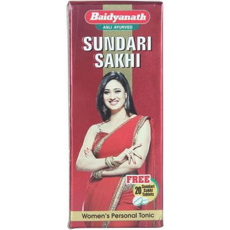 Baidyanath Sundari Sakhi Syrup