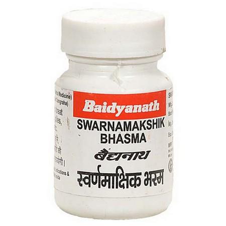 Baidyanath Swarnamakshika Bhasma