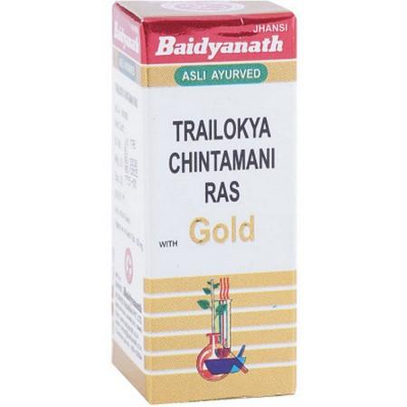 Baidyanath Trilokyachintamani Ras Sw Mo Y