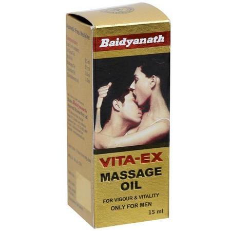 Baidyanath Vita-Ex Massage Oil