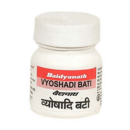 Baidyanath Vyoshadi Bati