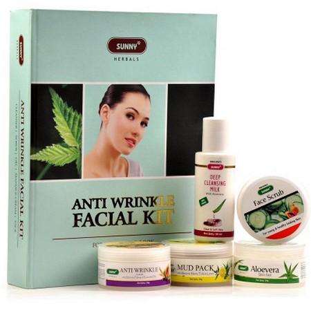 Bakson Anti Wrinkle Facial Kit