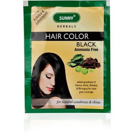 Bakson Hair Color Black