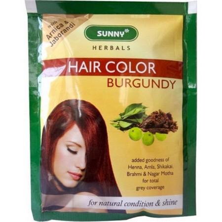 Bakson Hair Color Burgundy