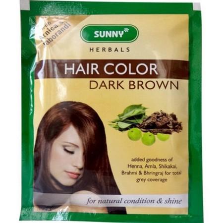 Bakson Hair Color Dark Brown