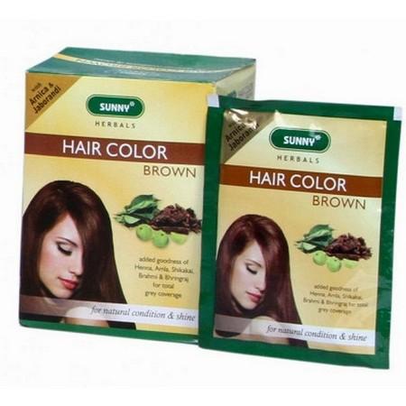 Bakson Hair Color Light Brown