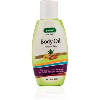 Bakson's Sunny Herbals Body Oil