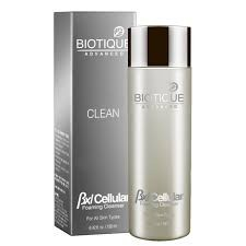 Biotique Advanced BXL Cellular Foaming Cleanser