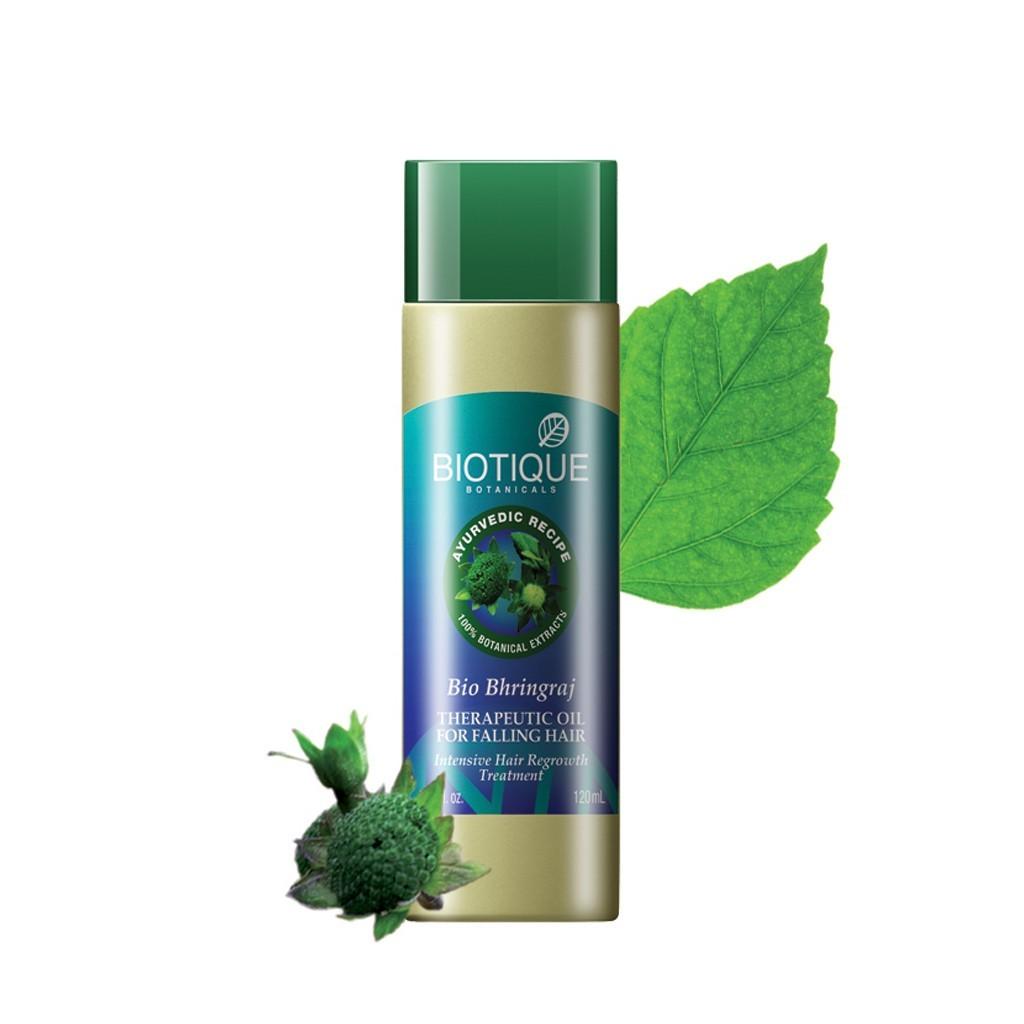 Biotique Bhringraj Fresh Growth Therapeutic Oil