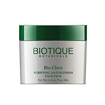Biotique Bio Clove Oil Face Pack