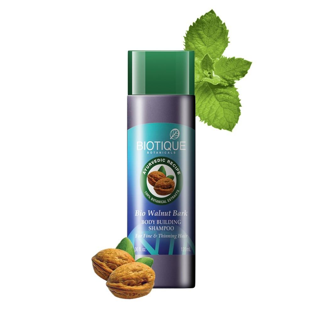 Biotique Bio-Walnut Bark Fresh Lift Body Building Shampoo