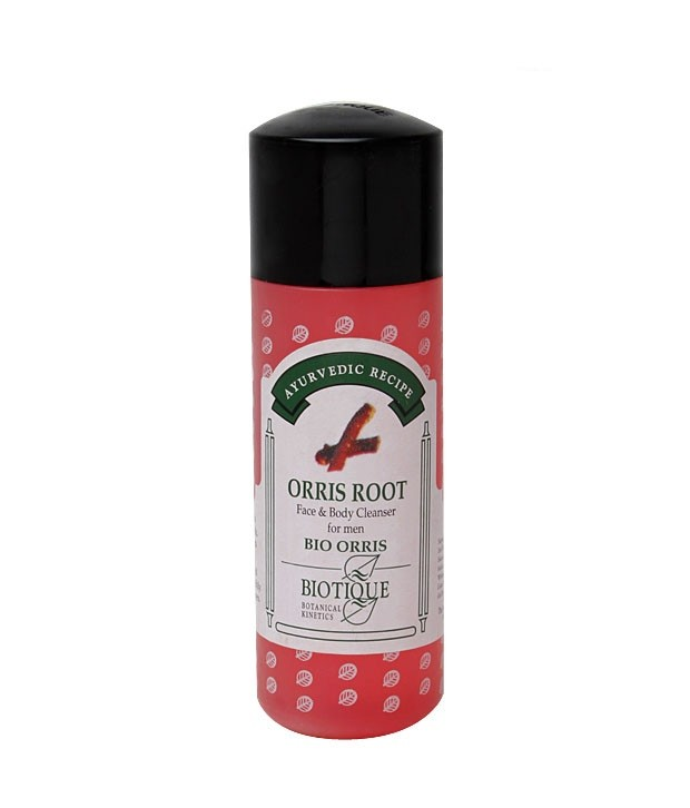 Biotique Bio Orris Root Face and Body Cleanser