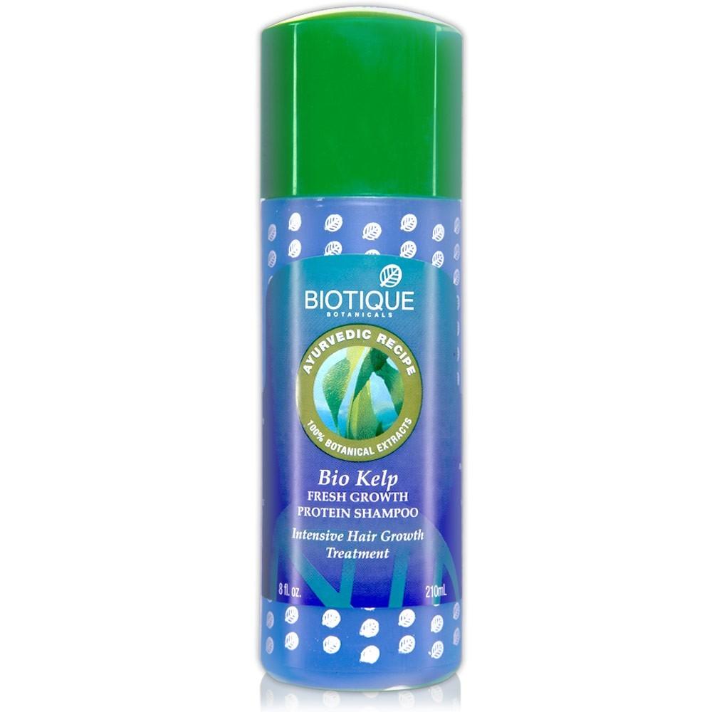 Biotique Kelp Fresh Growth Protein Shampoo