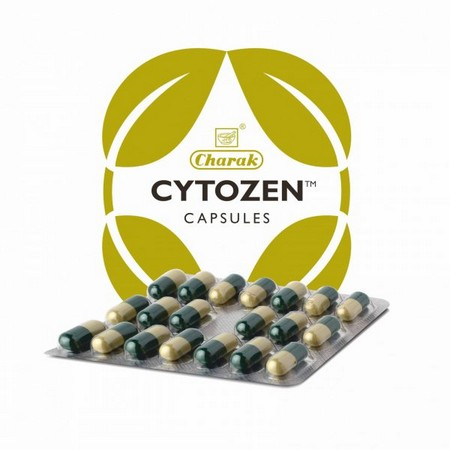 Charak Pharma Cytozen Capsules